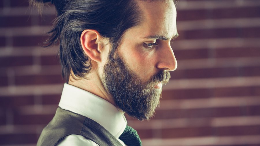 More Than 40% of Men Get Food Stuck in Their Beards, and Other Surprising Facial Hair Stats