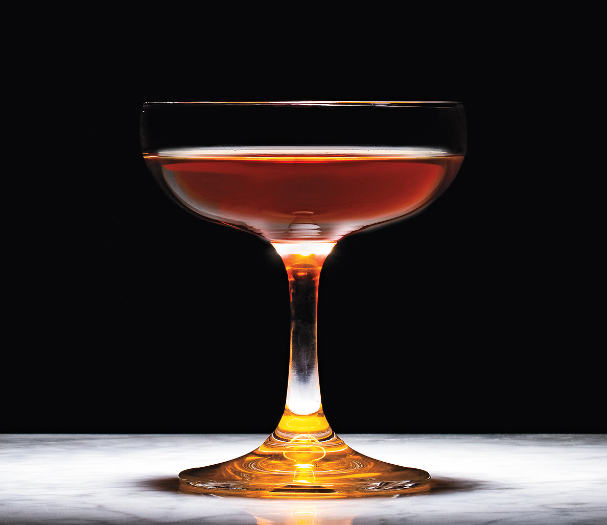 Drink This: the Spicy Winter Manhattan That's Perfect for Holiday Parties