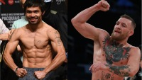 Manny Pacquiao: I'll fight McGregor