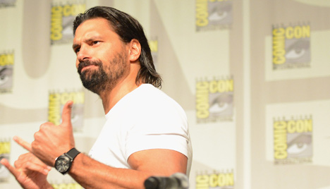 Spartacus: Behind the Scenes With Manu Bennett