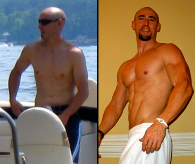 Success Story: 20 Pounds of Muscle in Four Months - Men's