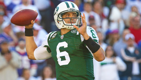MF Guy: Mark Sanchez on His Football Workout