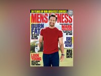 Mark Wahlberg stars on the Jul/Aug issue of Men's Fitness