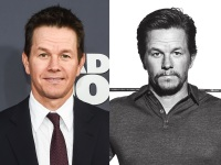 Round face study: Mark Wahlberg