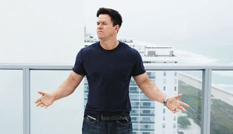 Ted Star Mark Wahlberg is Greater Than the Sum of His Parts