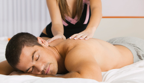 Massage Improves Post-Workout Recovery