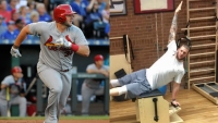 How MLB Star Matt Adams Shed Fat, Got Lean, and Transformed His Body for the 2017 Baseball Season