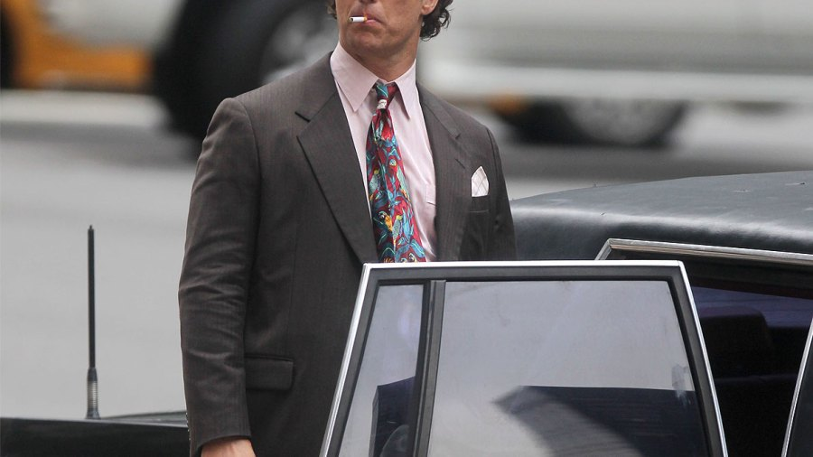 Looks Like Matthew McConaughey Got a Dad Bod for His New Movie