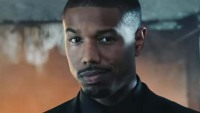 "Michael B. Jordan in the trailer for ""Call of Duty: Black Ops III"""