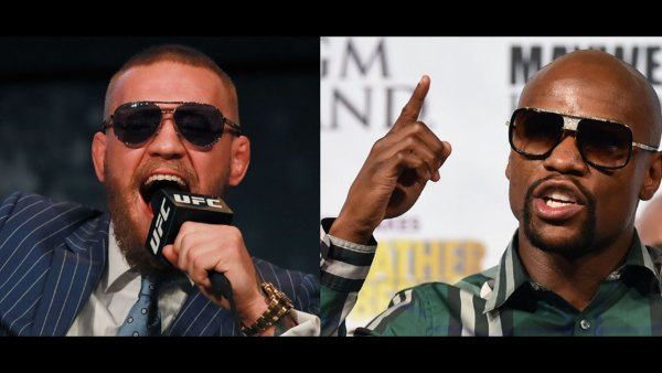 Vegas: Conor would be underdog to Floyd