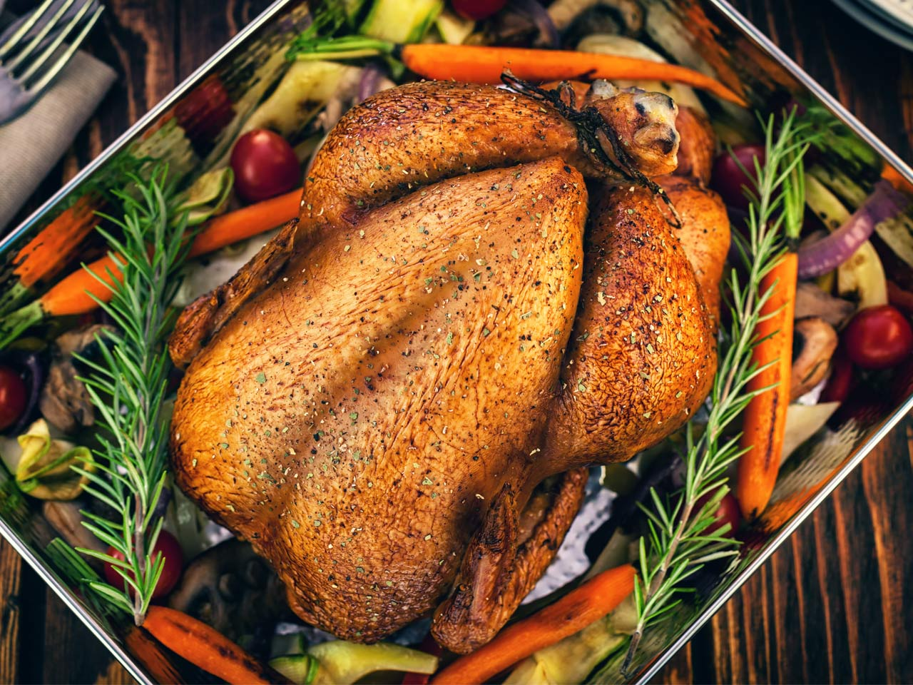 5 Ways To Make Traditional Thanksgiving Dishes Healthier