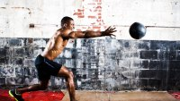 The Dynamax Ball Workout