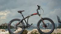 The Toughest Bike You'll Ever Buy