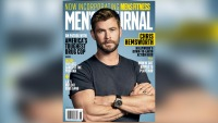 Chris Hemsworth stars on the November 2017 issue of Men's Journal