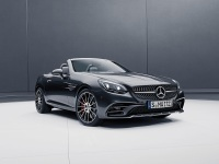 Mercedes Revamps Its Already Perfect Roadster: Meet the SLC 43