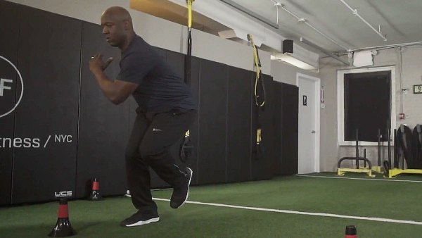 The 'Men's Fitness' All-Strength Guide To Sports Training: Agility And Mobility