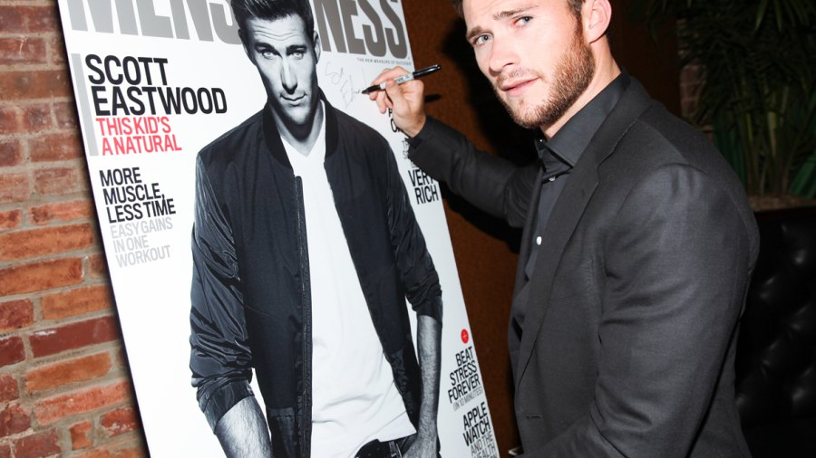 Scott Eastwood Cover Party