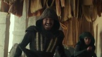 Michael Fassbender stars in Assassin's Creed