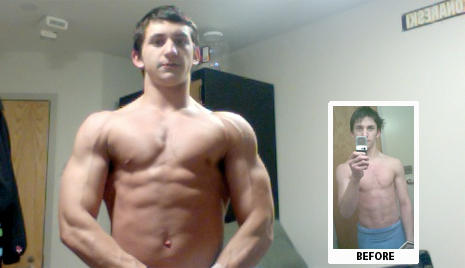 Success Story: Building Muscle and Confidence