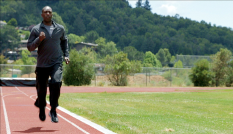 Olympian Michael Johnson: Go Farther, Run Faster and Live Longer