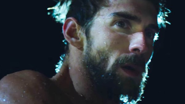 """Michael Phelps in Under Armour's commercial """"Rule Yourself"""""""