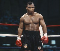 7. Mike Tyson, Boxing