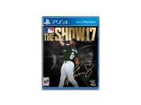MLB the Show 17 with Ken Griffey Jr. on the cover
