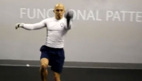 MMA Kettlebell Workout Circuit [VIDEO]
