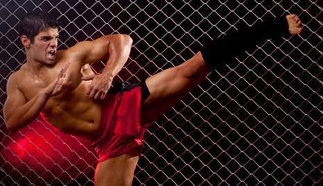 Build an MMA Fighter's Neck