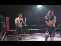 Watch: MMA Fighter Re-sets Opponent's Dislocated Shoulder Mid-fight, Then Starts Brawling Again