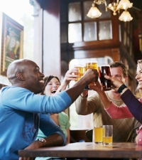 Even Moderate Alcohol Consumption Has Dementia Risk