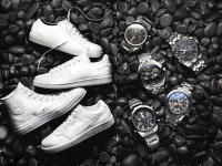 9 of the Sleekest White Sneakers and Sport Watches You Can Wear With Everything in Spring 2017