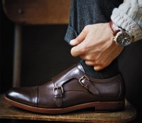 Shoes for Fall: Monk Straps