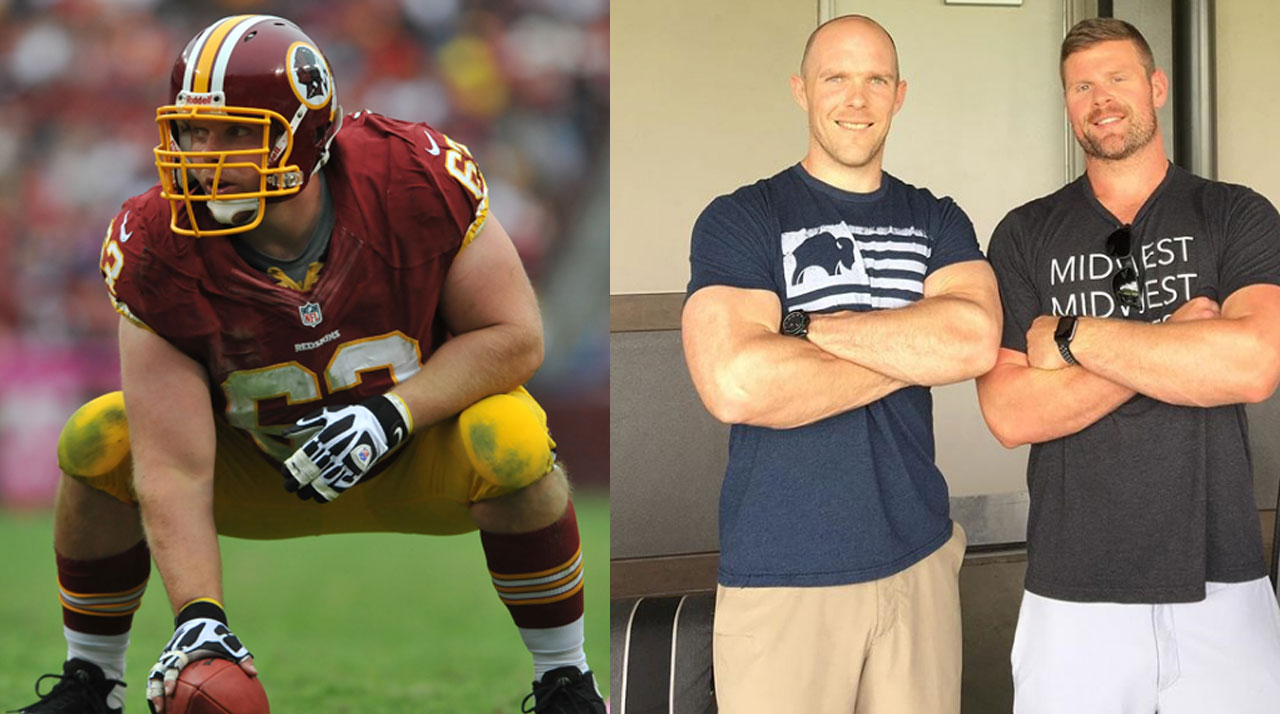 How Former Washington Redskins Center Will Montgomery Lost ...