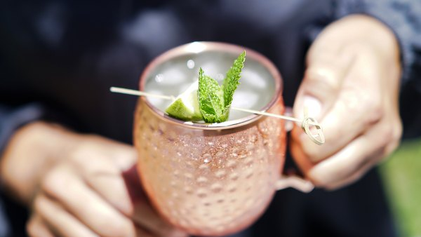 How To Make A Vanilla Mule Cocktail