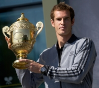 Andy Murray becomes first British man to win Wimbledon in 77 years