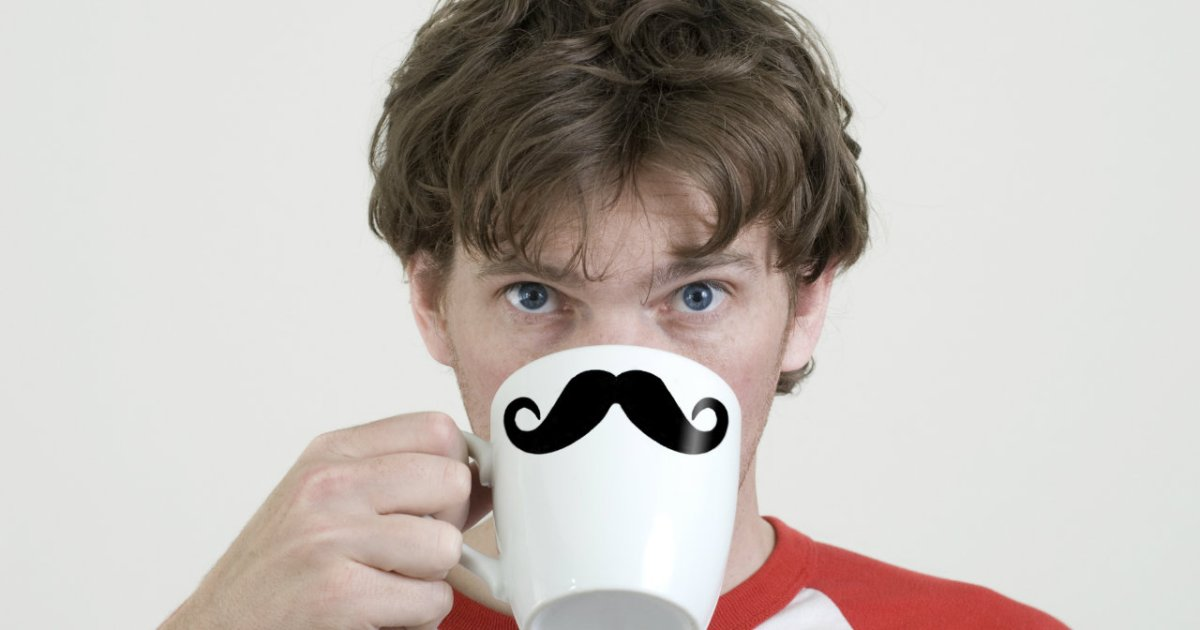 10 Mustache Styles for Movember
