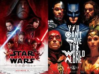 Star Wars and Justice League