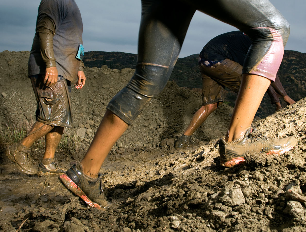 Mud run training plan