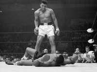 Muhammad Ali, Liston fight