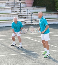 Overnight Expert: How to Master the Tennis Serve