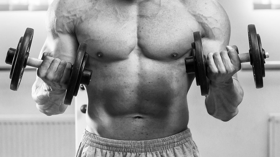 Guys With Gigantic, Bulging Muscles Aren't Necessarily the Strongest
