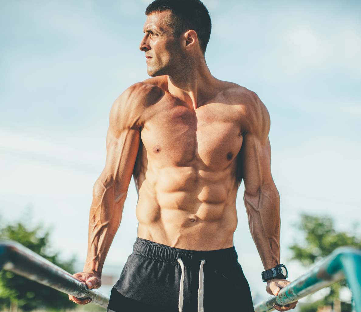 the perfect diet for building lean muscle