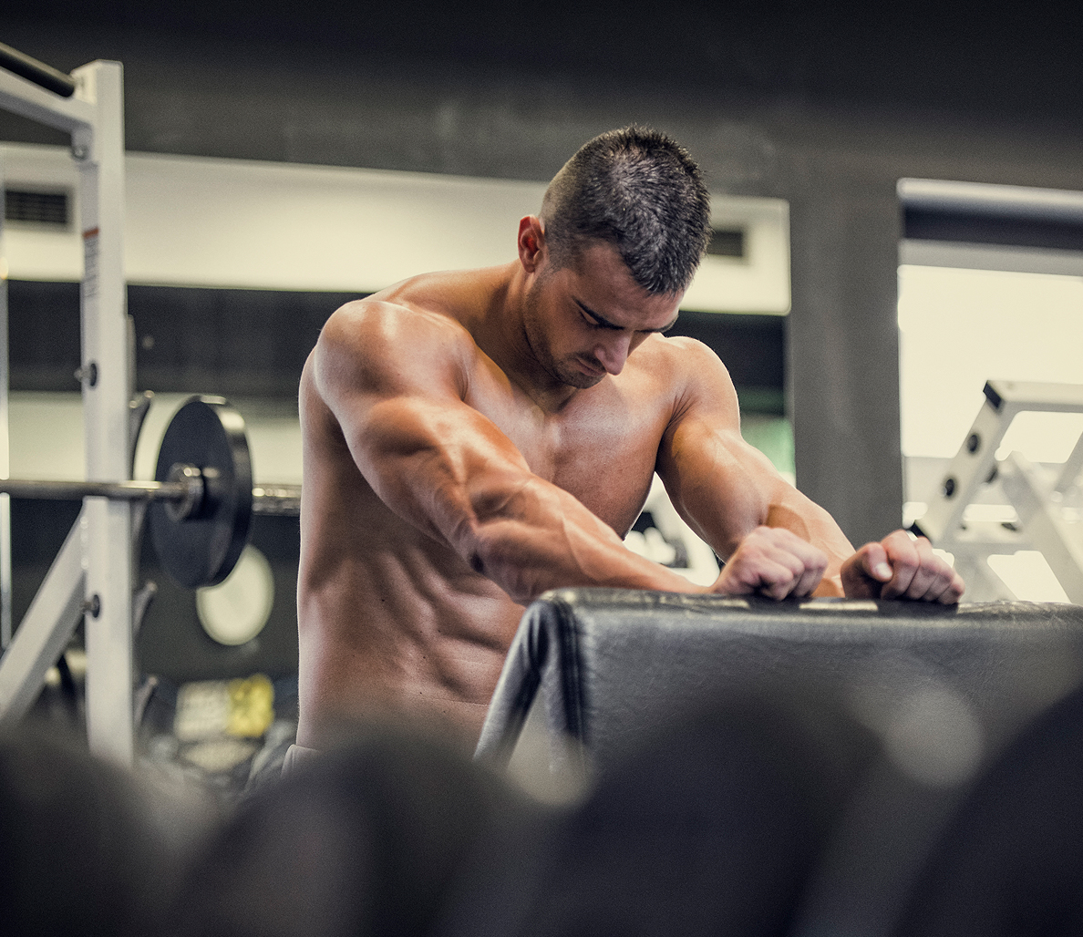How You're Making It Harder for Yourself to Gain Muscle and
