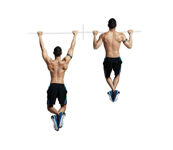 Exercise for Beginners: How To Do A Pull-up