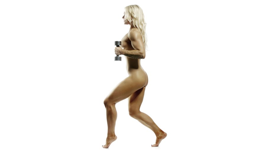 Naked Workout Class Offered in NYC