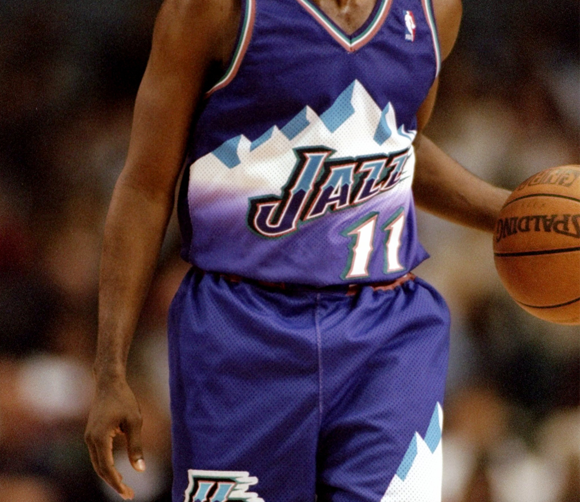 separation shoes 37dc8 810be The 10 Worst NBA Jerseys of All Time - Men's Journal