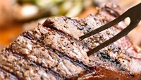 Recipe: How to Make Easy Grilled New York Strip Steak