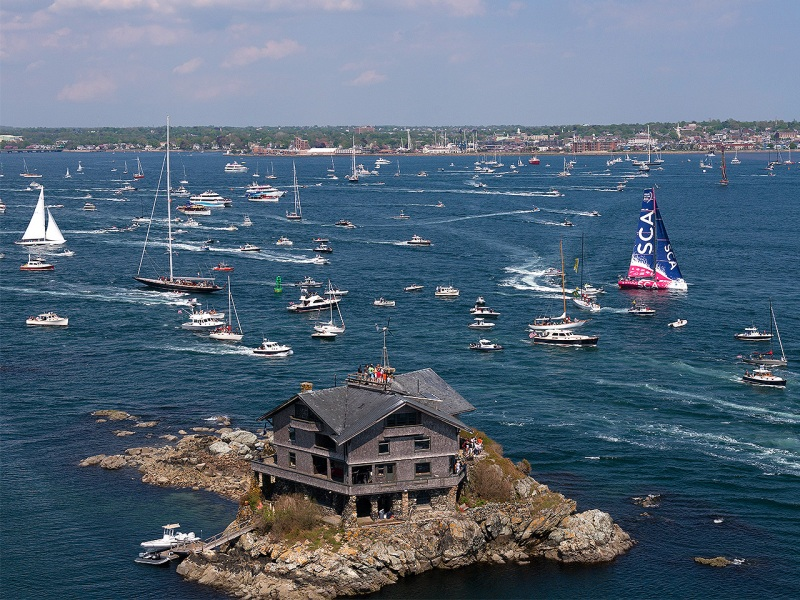Get On The Water And Take A Sailing Lesson Newport Ri