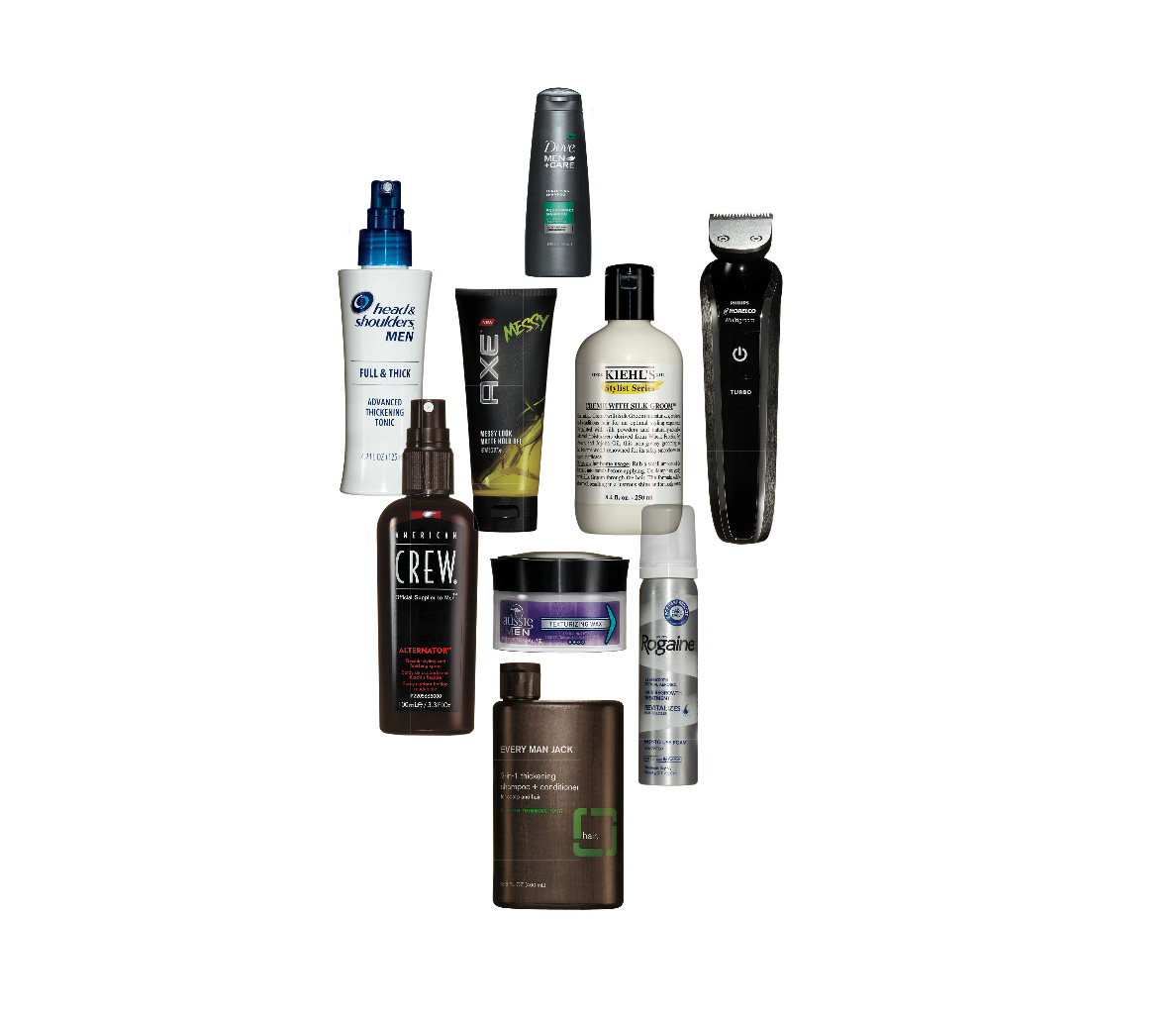 9 Next-Generation Hair Products for Men Men's Fitness